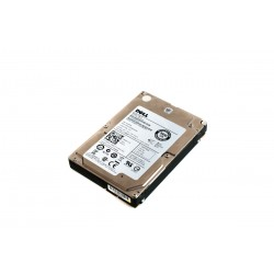 Dell 300GB 15K RPM SAS 6Gbps 2.5in Hot-plug Hard Drive